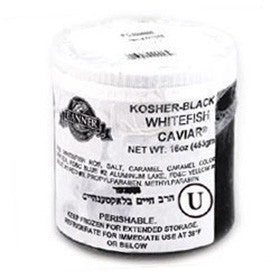Black Whitefish Kosher Caviar