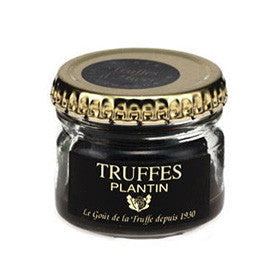 French Winter 'Perigord' Black Truffles Whole - 1 oz Jar