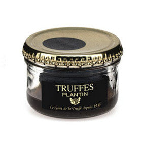 French Winter 'Perigord' Black Truffles Whole - 2 oz Jar