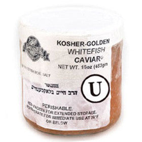 Golden Whitefish Kosher Caviar