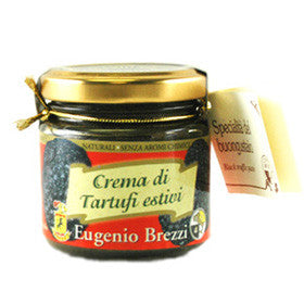 Italian Summer Black Truffle Cream