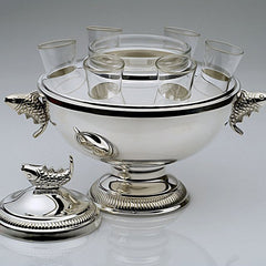 Caviar Serving Set