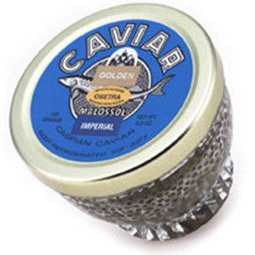 Buy Golden Osetra Caviar