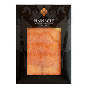 Scottish Smoked Salmon, Hand Sliced, Kosher - 4oz