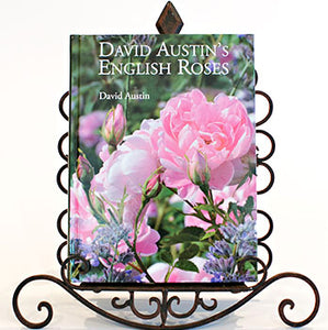 An English Rose Bush and How-To Book