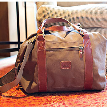 His Weekender Bag