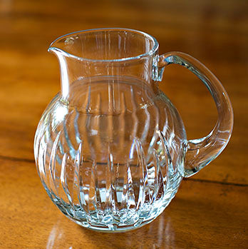 Classic Crystal Pitcher by Reed & Barton