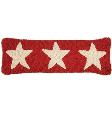 Three Star Pillow