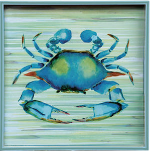 Blue Crab Tray
