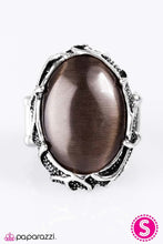 Load image into Gallery viewer, Paparazzi ♥ Wicked Witch Of The West - Brown ♥ Ring