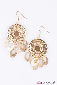 Paparazzi ♥ Inner Goddess ♥ Earrings