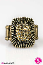 Load image into Gallery viewer, Paparazzi ♥ The Picture Show - Brass ♥ Ring