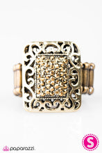 Load image into Gallery viewer, Paparazzi ♥ Picturesque - Brass ♥ Ring