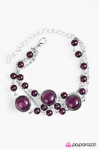 Paparazzi ♥ Daylight Dreaming - Purple ♥ Bracelet