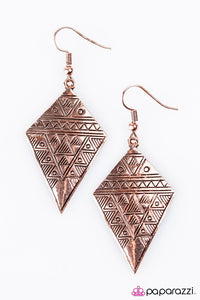 Paparazzi ♥ Cave Rave ♥ Earrings