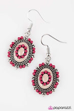 Load image into Gallery viewer, Paparazzi ♥ Garden Gate Glam ♥ Earrings