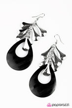 Load image into Gallery viewer, Paparazzi ♥ Hey Mama - Black ♥ Earrings