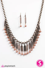 Load image into Gallery viewer, Paparazzi ♥ All The Right Moves ♥ Necklace
