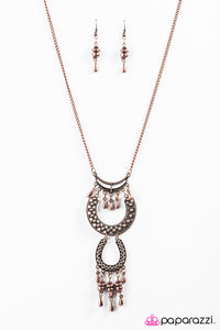 Paparazzi ♥ Thank Your Lucky Stars ♥  Necklace
