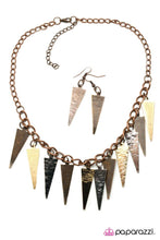 Load image into Gallery viewer, Paparazzi ♥ Spike it Rich ♥ Necklace