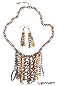 Paparazzi ♥ Industrial Infatuation ♥ Necklace