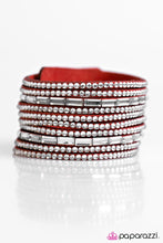 Load image into Gallery viewer, Paparazzi ♥ Name Your Price - Red ♥ Bracelet