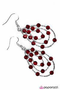 Paparazzi ♥ Tempting Tempest ♥ Earrings