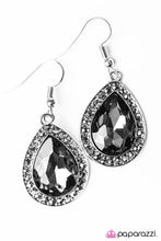 Load image into Gallery viewer, Paparazzi ♥ Are You Sure Thats REGAL? - Silver ♥ Earrings