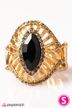 Load image into Gallery viewer, Paparazzi ♥ Let It REIGN - Gold ♥ Ring