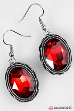 Load image into Gallery viewer, Paparazzi ♥ You Have Bewitched Me - Red ♥ Earrings