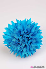 Load image into Gallery viewer, Paparazzi ♥ Skipped A Beat - Blue ♥ Hair Clip