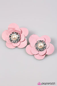 Paparazzi ♥ All Girl - Pink ♥ Hair Clip