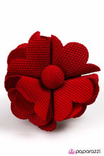 Load image into Gallery viewer, Paparazzi ♥ Tag, You Are It - Red ♥ Hair Clip