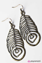 Load image into Gallery viewer, Paparazzi ♥ A Soaring Success - Brass ♥ Earrings