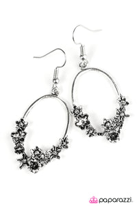 Paparazzi ♥ Always On SPRINGTIME - Silver ♥  Earrings