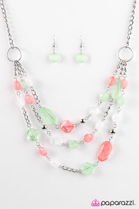 Paparazzi ♥ Summer Sunsets ♥  Necklace