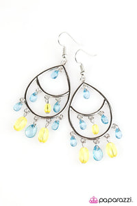 Paparazzi ♥ Sparkling Soiree - Multi ♥ Earrings