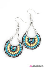 Load image into Gallery viewer, Paparazzi ♥ No SPAIN, No Gain ♥  Earrings