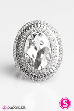 Load image into Gallery viewer, Paparazzi ♥ Empire Built - White ♥ Ring