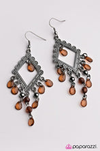 Load image into Gallery viewer, Paparazzi ♥ Kite Runner - Brown ♥ Earrings