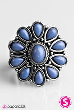 Load image into Gallery viewer, Paparazzi ♥ Daisy Dance - Blue ♥ Ring