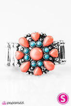 Load image into Gallery viewer, Paparazzi ♥ Summer Haze - Orange ♥ Ring