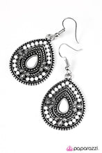 Load image into Gallery viewer, Paparazzi ♥ Dropping Daylight - White ♥ Earrings
