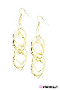 Paparazzi ♥ A Daring Escape ♥ Earrings