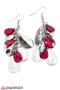 Paparazzi ♥ Sounds of Sophistication- Pink ♥ Earrings