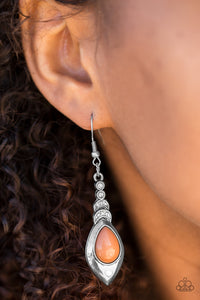 Paparazzi ♥ You Know HUE - Brown ♥  Earrings