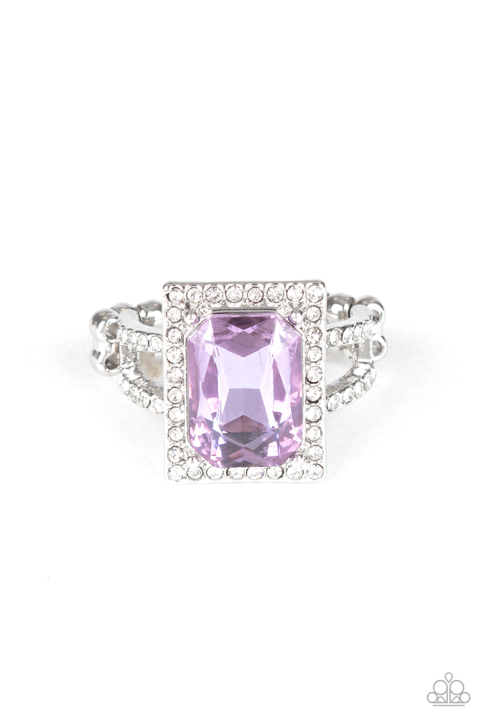 Paparazzi ♥ Utmost Prestige - Purple ♥ Ring