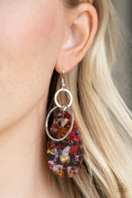 Load image into Gallery viewer, Paparazzi ♥ Two Tickets To Paradise - Multi ♥  Earrings
