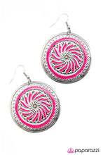 Load image into Gallery viewer, Paparazzi ♥ A Hop, Skip, and a Jump - Pink ♥ Earrings