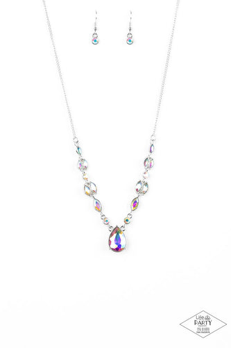 Paparazzi ♥ Royal Rendezvous - Multi ♥ Necklace
